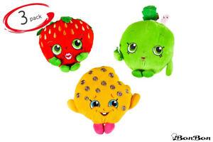 BonBon Cushion Pillow Cute Fruit Sofa Plush 3d Throw Decor Soft Birthday Toys