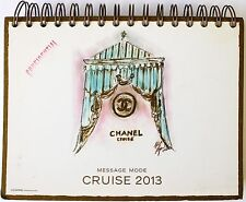 Chanel Message Mode Runway Catalog Look Book CRUISE 2013