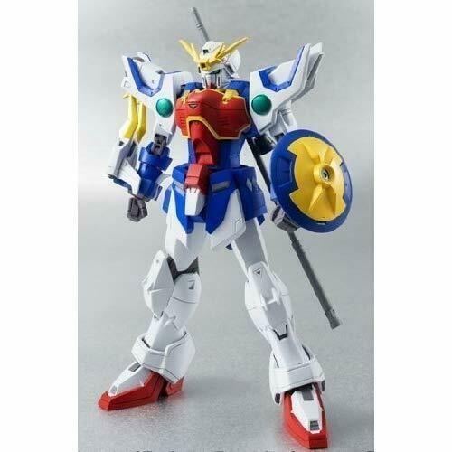 Gundam W Robot Spirits Laterale Ms Shenlong