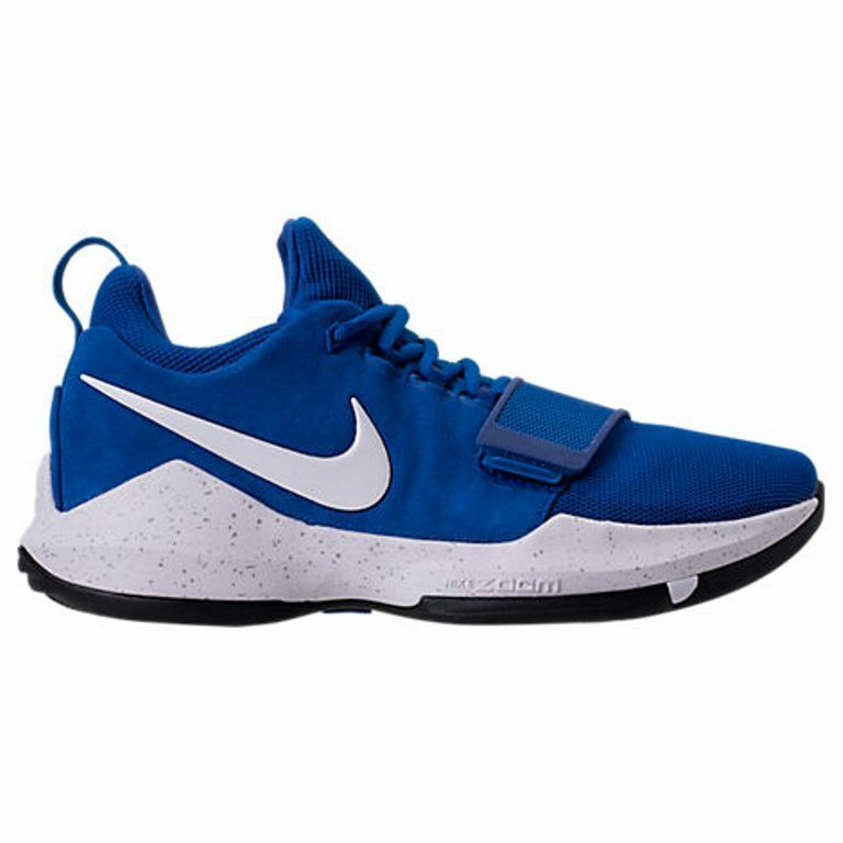 Homme NIKE PG 1 ROYAL / blanc BASKETBALL Chaussures Homme SELECT YOUR SIZE Chaussures de sport pour hommes et femmes