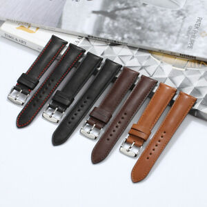 18-22mm-Genuine-Calf-Leather-Watch-Strap-Band-Watchband-for-Tissot-Longines