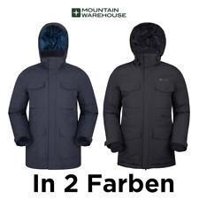 Mountain Warehouse Concord Herren Lange Gefütterte Daunenjacke & Winterjacke
