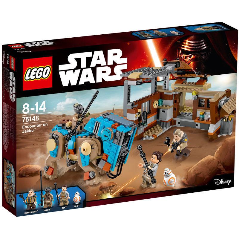 LEGO 75148 Star Wars Encounter On Jakku - BRAND NEW AND SEALED