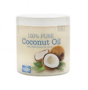 100% Pure Yari Moisturising Coconut Oil For Hair & Body (100 Pure Huile De Coco)