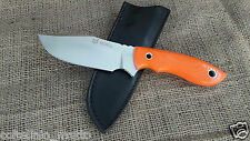 coltello fox knives NJALL G10 ORANGE HANDLE - made in italy