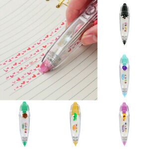 Practical-Creative-Stationery-Push-Correction-Tape-Lace-School-Students-Supplies