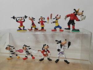 Walt Disney Sport Goofy Bully Bullyland sélection Magnum tennis- haltérophile- boxeur-heber-Boxerafficher le titre d`origine NoQNknul-09161308-611187095