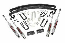Rough Country 3in Suspension Lift Kit Fits Toyota Pickup 84 85 4wd