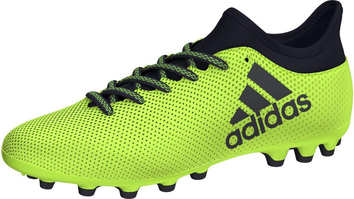 Adidas Herren Fußballschuhe X 17.3 AG (S82361) in neongelb-dunkelblau neongelb-dunkelblau neongelb-dunkelblau  NEU    Deutschland Berlin  f94b71