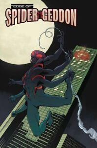 Edge of Spider-Geddon #4 (of 4) (Hamner Variant)