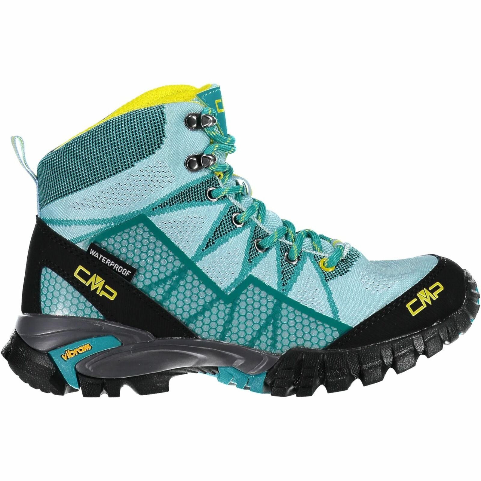 CMP Trekkingschuhe Outdoorschuh TAURI  MID WMN Trekking SHOE WP hellblue  the best online store offer
