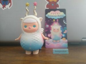 POP MART PUCKY Mini Figure Designer Art Toy Figurine Horoscope Babies Virgo