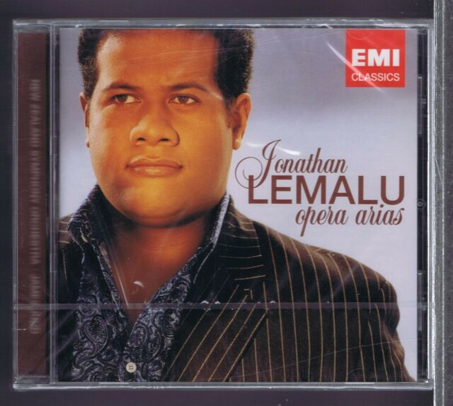 JONATHAN LEMALU CD NEW OPERA ARIAS / JAMES JUDD