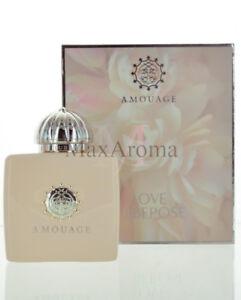 Amouage Love Tuberose Perfume For Women Eau De Parfum 34 Oz 100 Ml