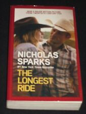 wm* NICHOLAS SPARKS ~ THE LONGEST RIDE  2nd Copy