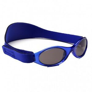 ca6b1cfb32 KIDZ Baby Banz 2-5yrs Boys Blue Toddler Childs Sunglasses 100% UVA ...