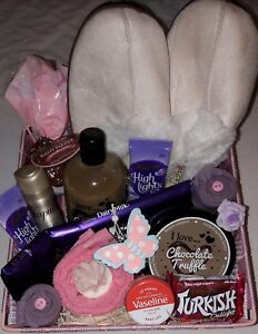 Image Is Loading Ladies Teen Chocolate Lover Gift Basket Mum Sister