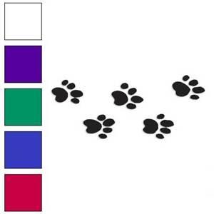 Cat-Prints-Outline-Decal-Sticker-Choose-Color-Size-146