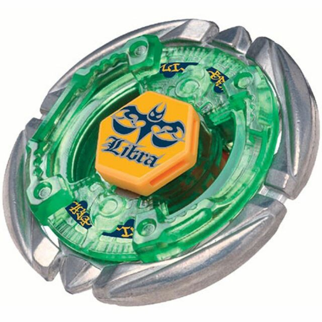 Good Battle Top Metal 4D Beyblade BB48 Flame LIBRA Fight Fusion Masters Gyro FE