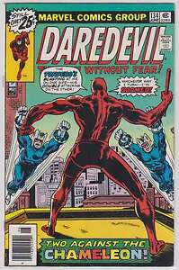 L1172 : Daredevil #134, VF État