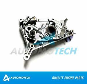 Details about Oil Pump Fits Hyundai Mitsubishi TURBO DIESEL 4D56 H100 2 5L