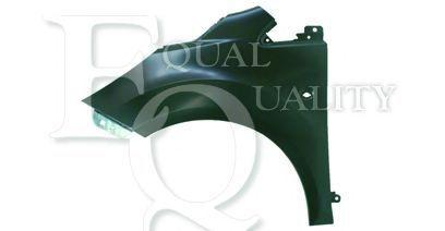 L04920 EQUAL QUALITY Parafango anteriore Sx FORD KA 1.2 69 hp 51 kW 1242 c RU8