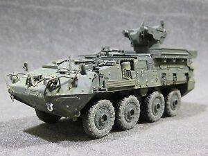 Scala 1:35 Torre Under Armour Modellino Carro Armato LAV III Tua