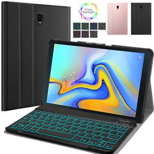 Custodia COVER CON TASTIERA BLUETOOTH PER SAMSUNG TAB S4 10.5 T830//T835 Tablet PC