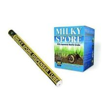 MILKY SPORE 40oz GRUB CONTROL & DISPENING TUBE VAL-PACK