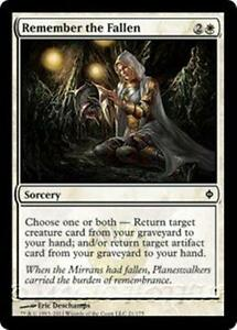 REMEMBER-THE-FALLEN-New-Phyrexia-MTG-White-Sorcery-Com