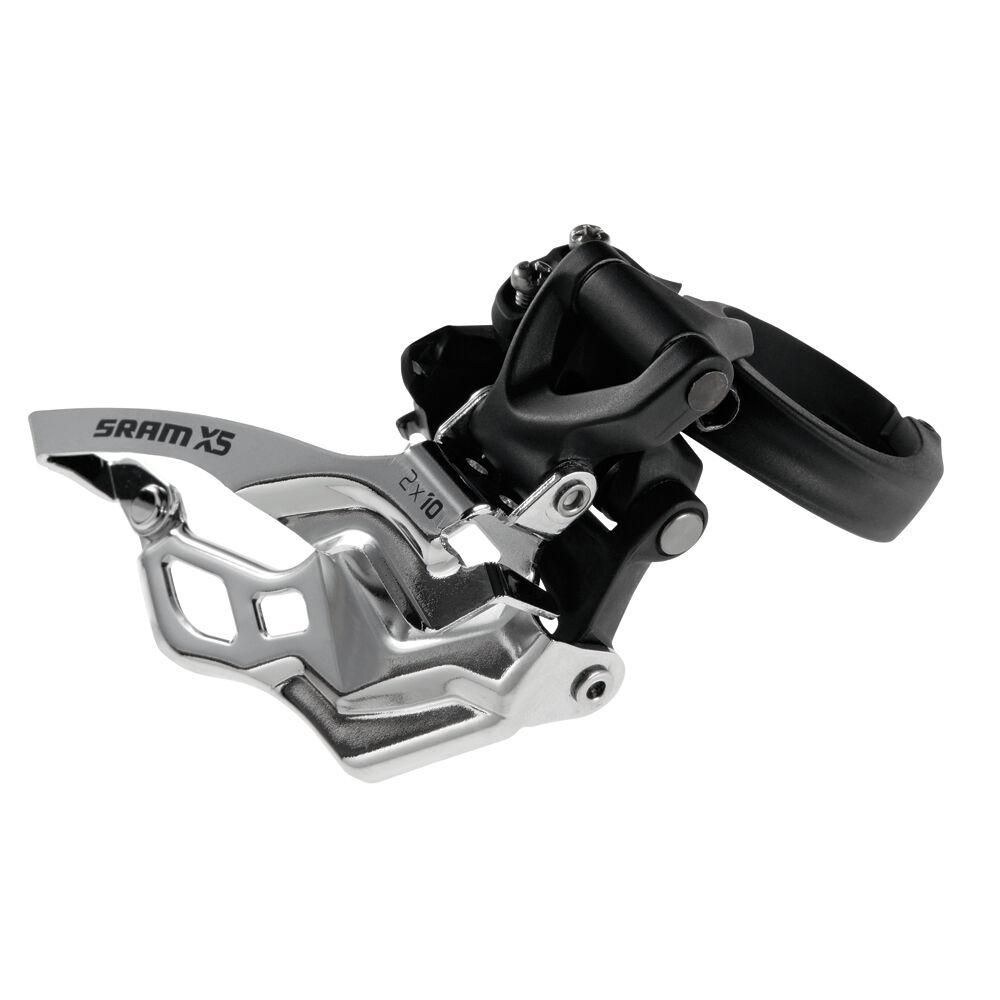 Deragliatore anteriore bici Sram X5 2x10 mountain bike front derailleur