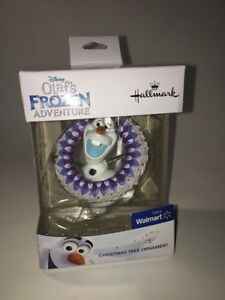 Olaf Christmas Trees.Details About Hallmark Disney Frozen Olaf Christmas Tree Ornament 2017 Walmart Exclusive