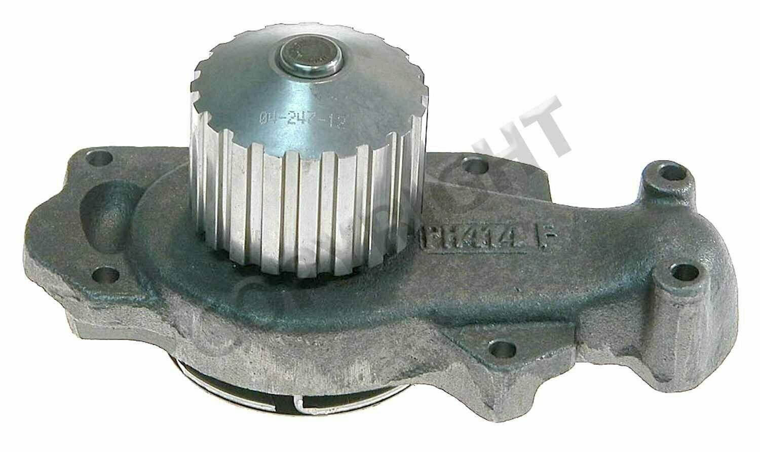 Engine Water Pump Aftermarket Interchangeable with Airtex AW4049