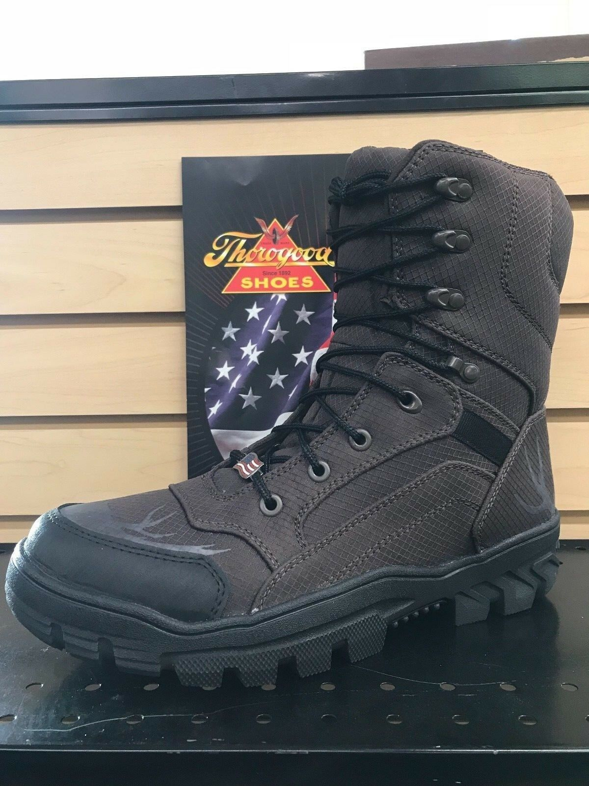9 M Thgoldgood Boots 8  Apex Predator GTX Made In USA Waterproof Brown Outdoor