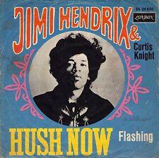 "7"" Jimi Hendrix – Hush Now / London 20850 // Germany 1967"