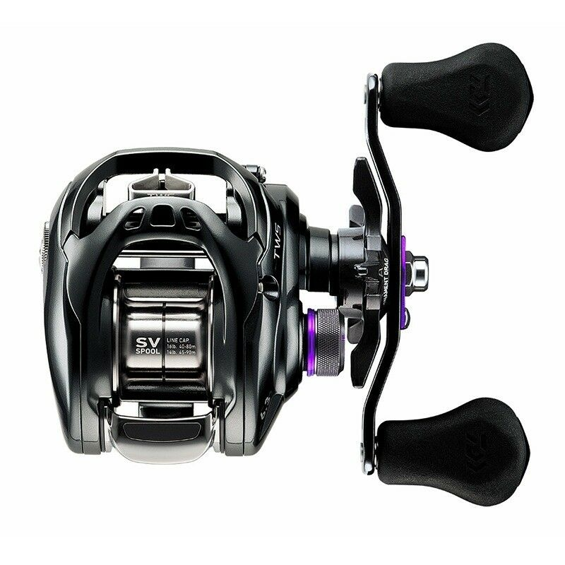 NEW Daiwa Tatula SV TW 103XS 8.1 1 Baitcast Fishing Reel RIGHT hand TASV103XS