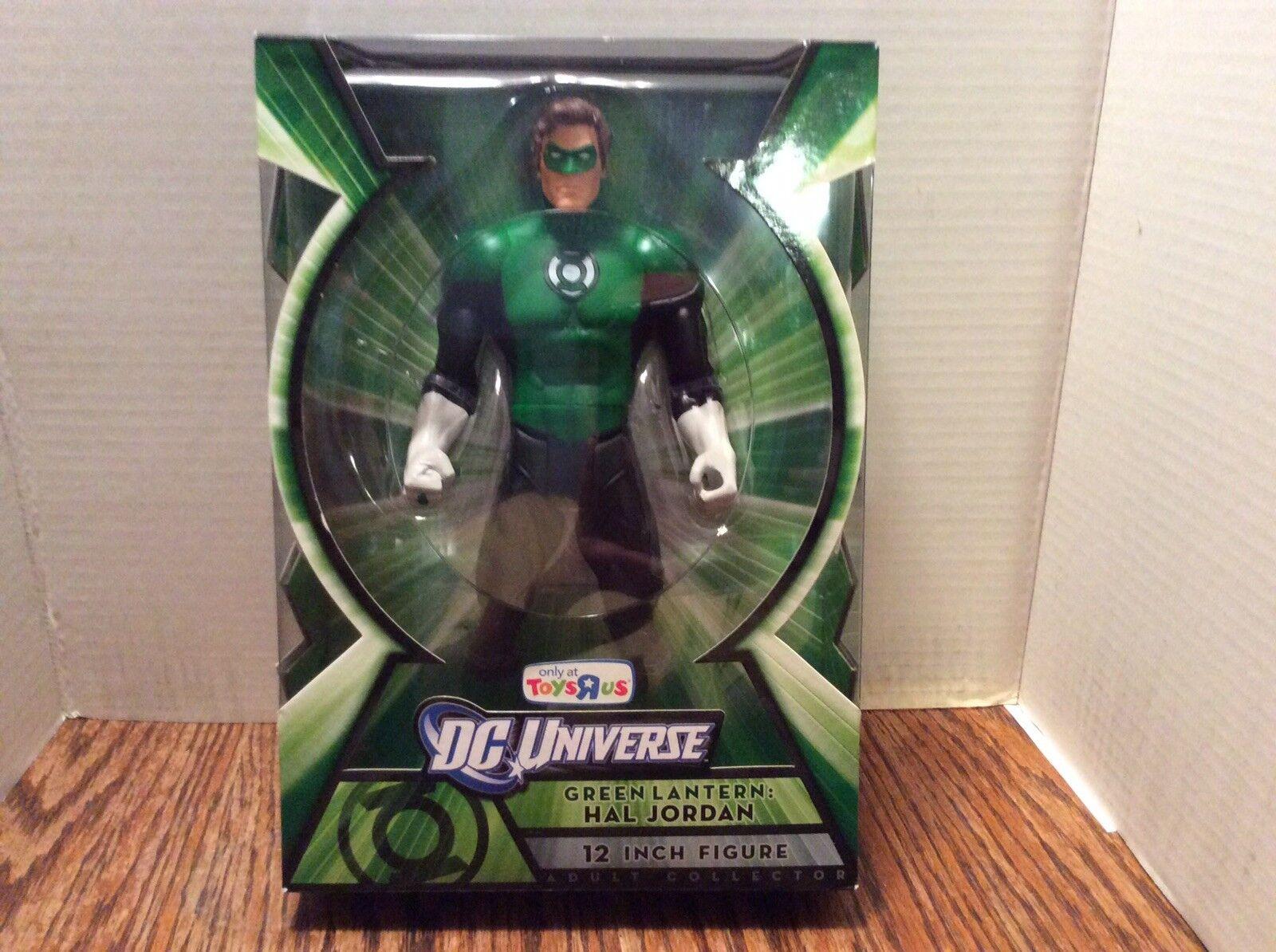 DC Universo 12 in (approx. 30.48 cm) Linterna verde Hal Jordan
