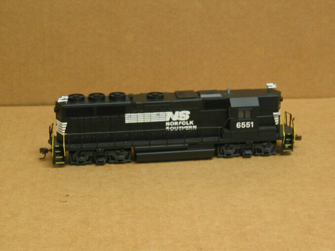 Bachuomon HO Norfolk Southern Hi-Nose Hi-Nose Hi-Nose GP50  6551, DCC equipped c2b61d