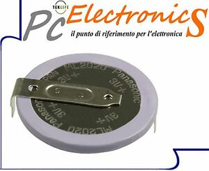 BATTERIA-ML-2020-PANASONIC-LITIO-RICARICABILE-ADATTA-A-TANTE-CHIAVI-BMW-ML-2020