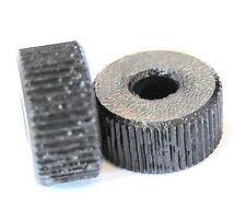 Pair of 3//4 Diameter HSS Knurls Diamond Fine For Lathe