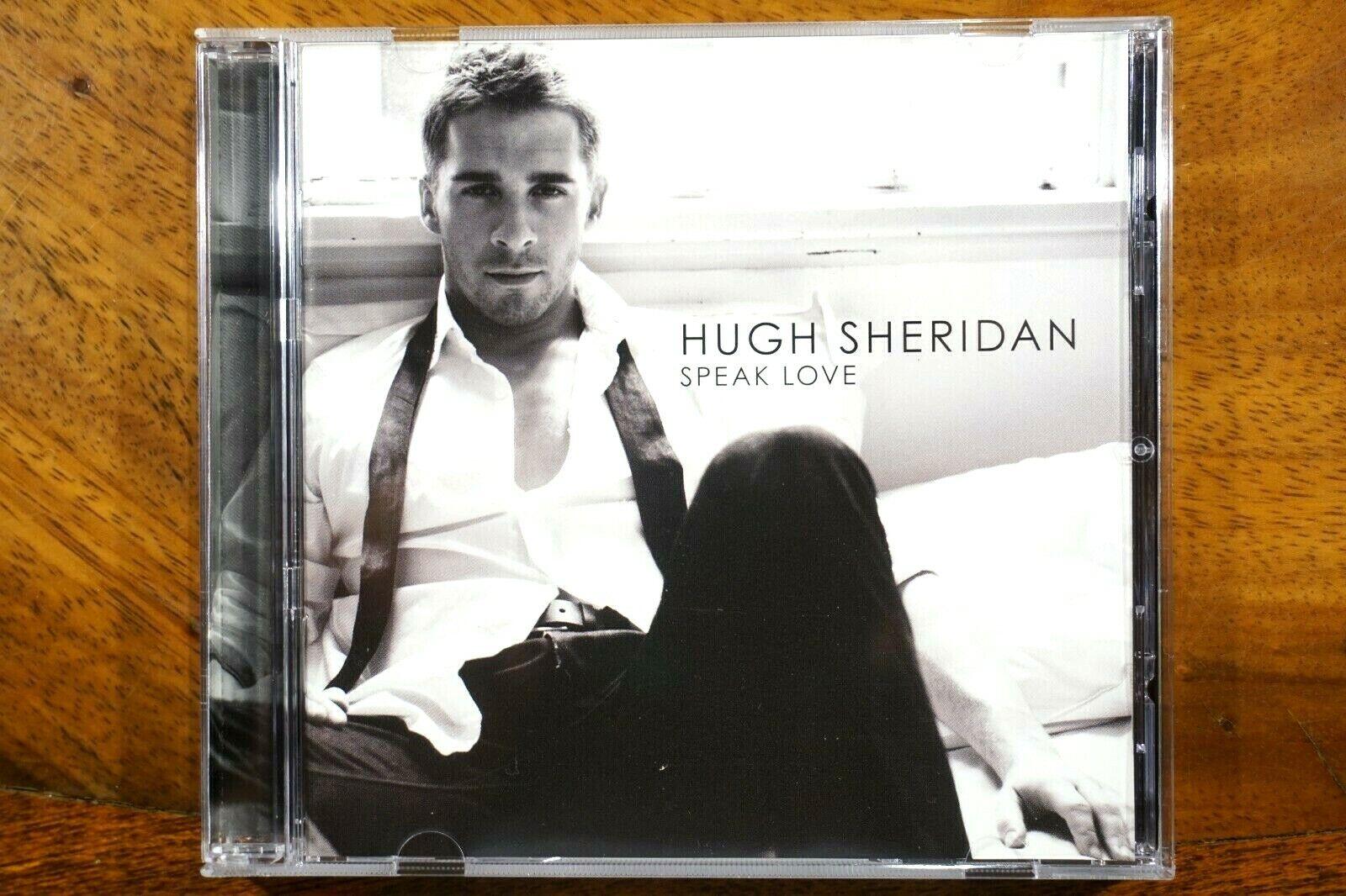 Hugh Sheridan - Speak Love - CD, VG