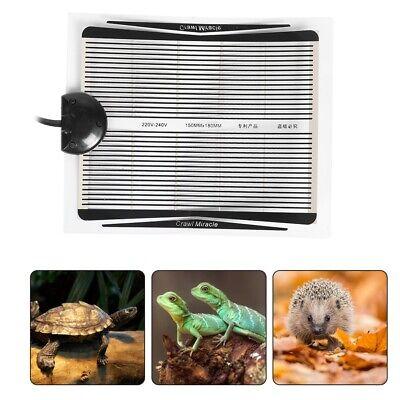 1*Newest Pet Reptile Heater Under Tank Heating Pad Pet Warming Heat Mat Pad 110V