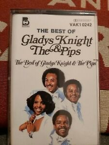 Gladys Knight And The Pips - The Best Of Cassette Tape   ZCBDS5013