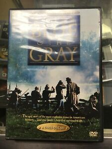 The-Blue-and-the-Gray-DVD-2001-3-Disc-Set