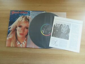 Great-White-Once-Bitten-1988-Korea-Orig-LP-Rare-Insert