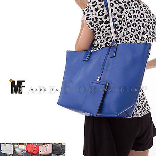 Pochette Spalla Bag Donna Grande A Borsetta G021 Shopping Borsa Reversibile Rxvw8xq