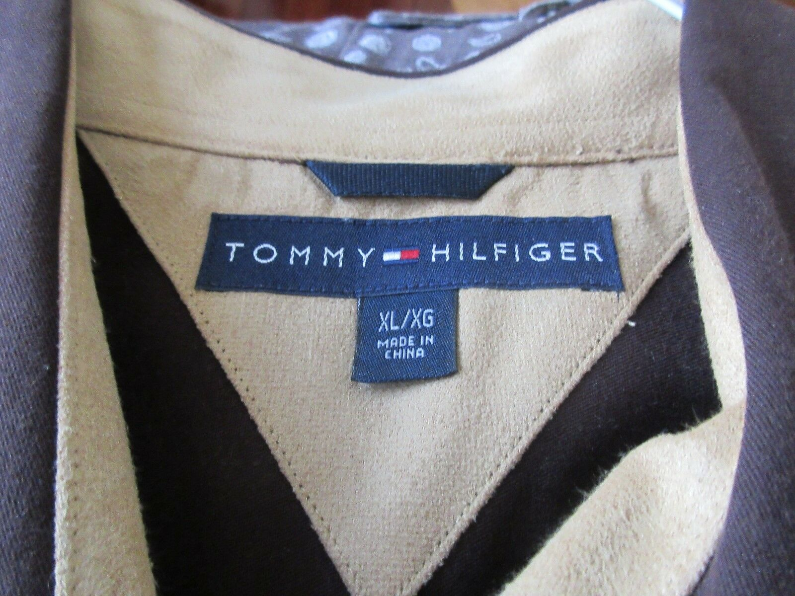 Tommy Hilfiger , X-Large/XG , Men's Long Sleeve Shirt ,