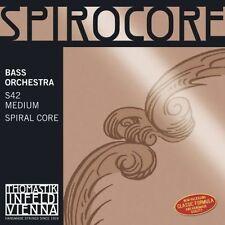 Thomastik Spirocore 3/4 - S42 Double Bass Strings Set- USA