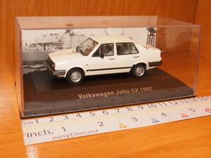 VOLKSWAGEN-JETTA-GX-1-43-1987-MINT-VW