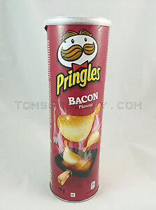 Image is loading Pringles-Bacon-Flavor-Potato-Chips-165g-5-8oz